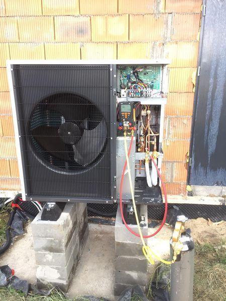powietrzna pompa ciepła 14