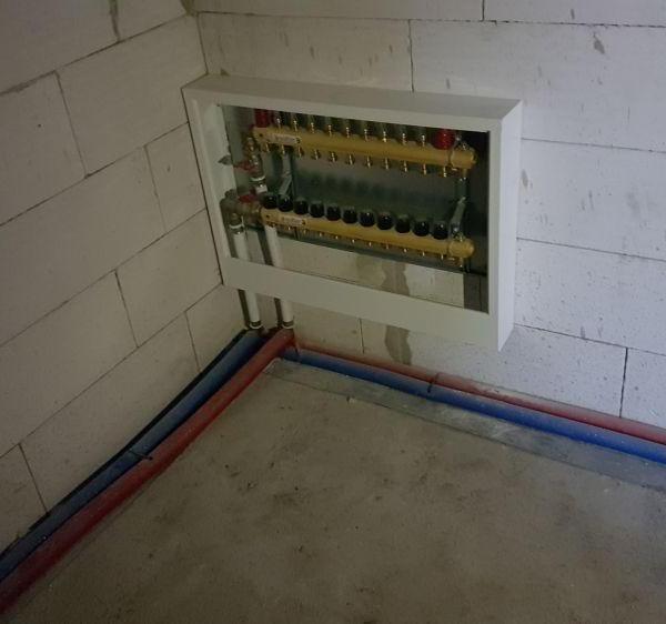 Instalacja wodno-kanalizacyjna 3