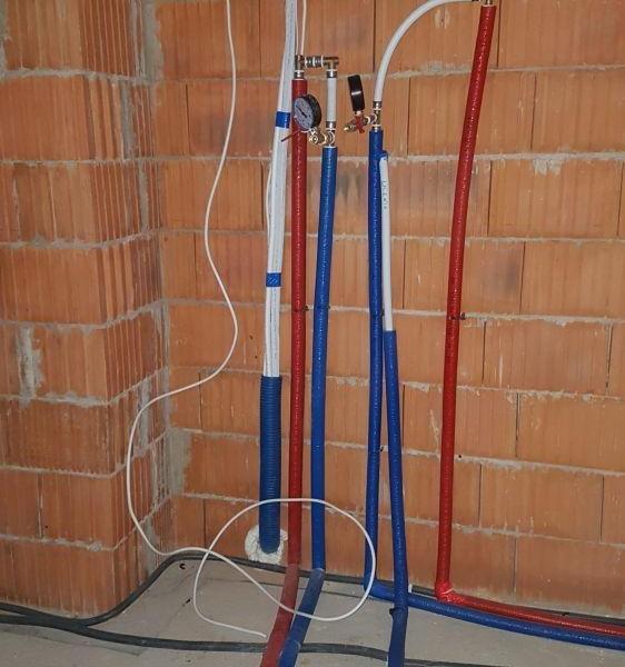 Instalacja wodno-kanalizacyjna 4