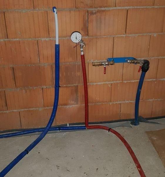 Instalacja wodno-kanalizacyjna 1