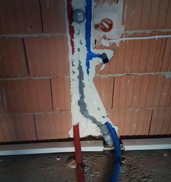 Instalacja wodno-kanalizacyjna 2