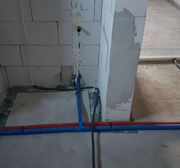 Instalacja wodno-kanalizacyjna 12